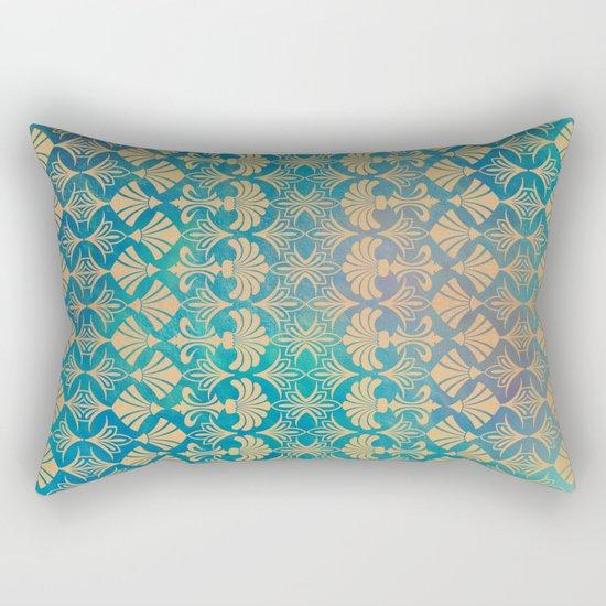 Ornamental Pattern 3 Rectangular Pillow