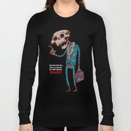 Death Religion Long Sleeve T-shirt