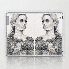 Don't Be Tempted To Look Back Laptop & iPad Skin