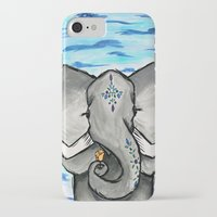 ellie goulding iPhone & iPod Cases featuring ellie by ellie Freeland