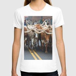 National Western Stock Show Parade T-shirt