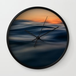 Go with the flow! Wall Clock