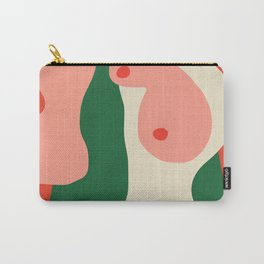 abstract nude 2 Carry-All Pouch
