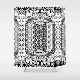 Oyster Shower Curtain