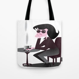 It's only storm in a tea cup Tote Bag