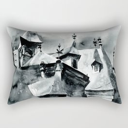 akwarelka 42 Rectangular Pillow
