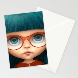 Blythe digital customization Stationery Cards