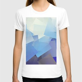 Cubism Abstract 193 T-shirt