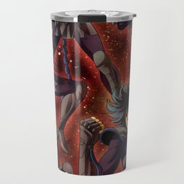 Ankokku Saints Fanart Travel Mug