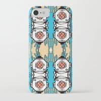 scuba iPhone & iPod Cases featuring Scuba Squad by Marc Douglas Weiss