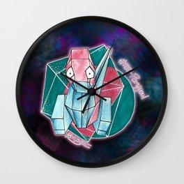 137 - Porygon Wall Clock