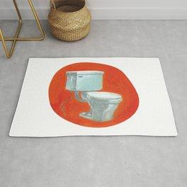 toilet Rug