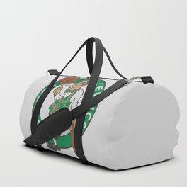 Boston Celstics Logo Duffle Bag