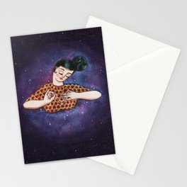 Thread of life Stationery Cards