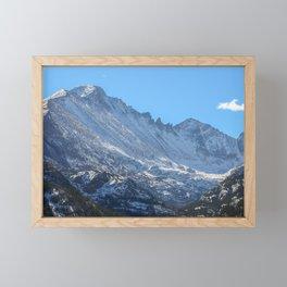 Rocky Mountains 1 Framed Mini Art Print