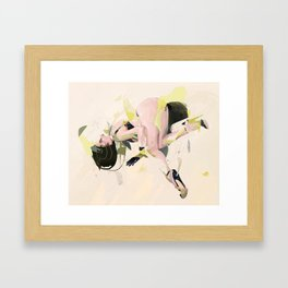 CANARY Framed Art Print