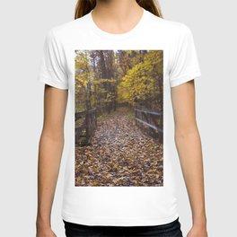 A walk for Kim T-shirt