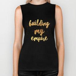Building my Empire Biker Tank