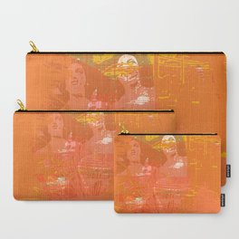 Faces of the setting sun Carry-All Pouch