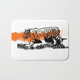Pantheras tigris II Bath Mat