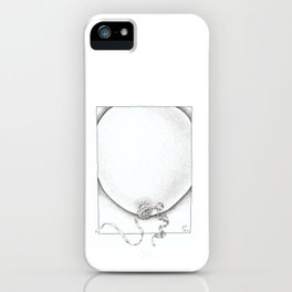 Swollen Balloon iPhone Case