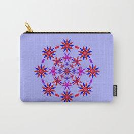 Shuriken Lotus Flower v3 Carry-All Pouch