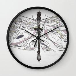 Libelula Wall Clock