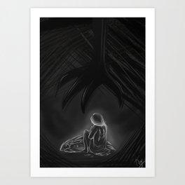 Worthless Art Print