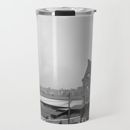 Chicago and North Western Railway Station, Chicago, Illinois Travel Mug
