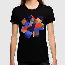 Geometric Painting by A. Mack T-shirt
