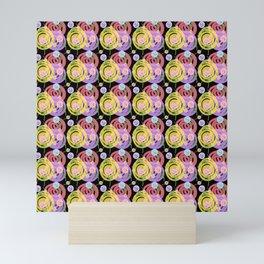 Summer Rose Garden #2 Mini Art Print