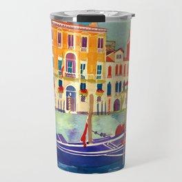 sunshine in Venezia Travel Mug
