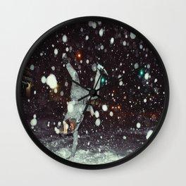 BBoy Rebels x Nyc Blizzard 2016 Wall Clock