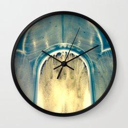 Gaping Maw Wall Clock