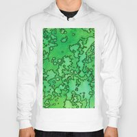 ireland Hoodies featuring Ireland by Andrea Gingerich