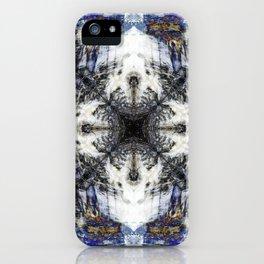 Flow Fractal iPhone Case