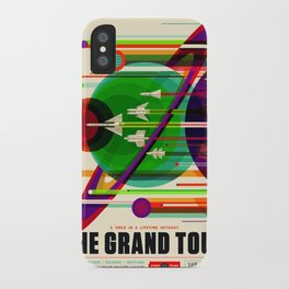 Vintage poster - The Grand Tour iPhone Case