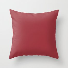 Chili Pepper Throw Pillow