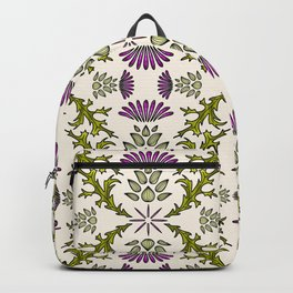 Wild Thistle Meadow Backpack