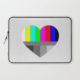 A Test of Love Laptop Sleeve
