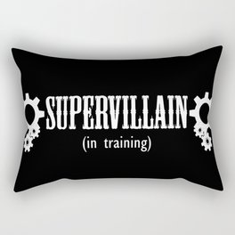 Supervillain in Training Rectangular Pillow