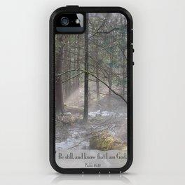 Still Woods iPhone Case