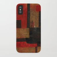 sagittarius iPhone & iPod Cases featuring Sagittarius by Fernando Vieira