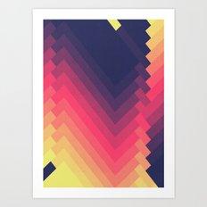 Disillusion Art Print