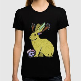 Jackalope of all Trades T-shirt