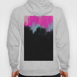 Abstract Paint Strokes Hoody