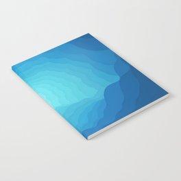 Upward Notebook