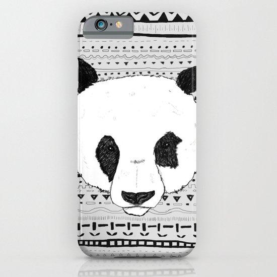 PANDA PATT! iPhone & iPod Case