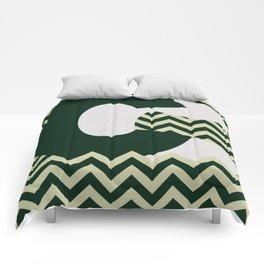 C. Comforters