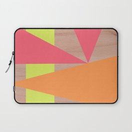 Maple Wood Abstract (Pink & Or...